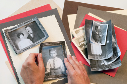 Moving Memories: Photo Collages
